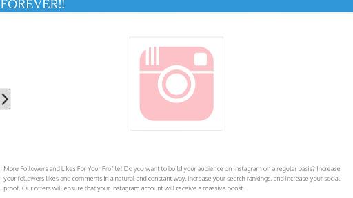 【免費社交App】Instagr Followers-APP點子