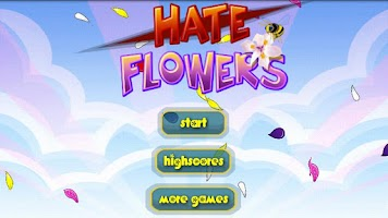 Screenshot of Hate Flowers - Plants Vs Ninja