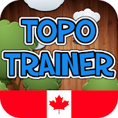 TopoTrainer CA - Geography