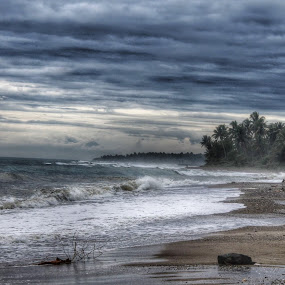 Bad Weather by Florante Lamando - Landscapes Weather ( storms )