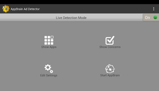 AppBrain Ad Detector- screenshot thumbnail