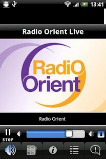 Radio Orient- screenshot thumbnail