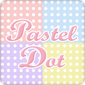 Pastel color dot Livewallpaper