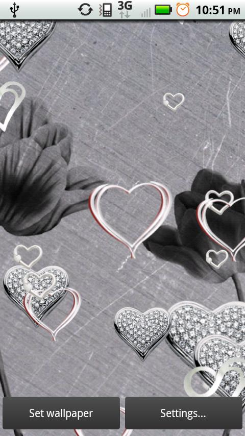 Contemporary Silver Hearts - screenshot