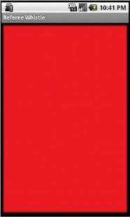Referee Whistle - Free Edition - screenshot thumbnail