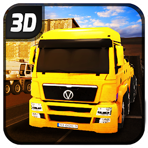 Crane Parking Simulator 3D for PC and MAC