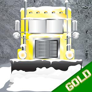 雪犁市鎮賽車 - 金 賽車遊戲 App LOGO-硬是要APP