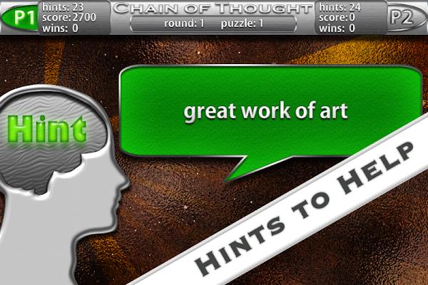 Chain Of Thought Lite - screenshot
