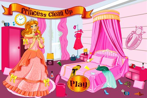 Princess Clean up