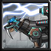 합체! 다이노 로봇 - 스밀로돈 블랙 공룡게임