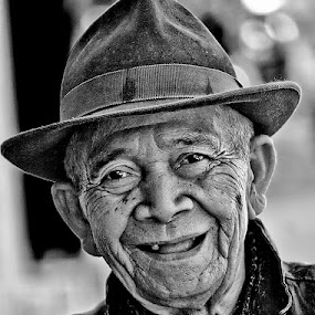 by Kuswarjono Kamal - People Portraits of Men (  )