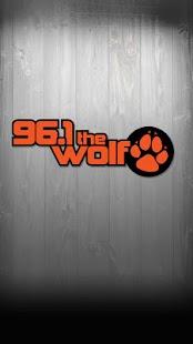 96.1 The Wolf WKWS - screenshot thumbnail