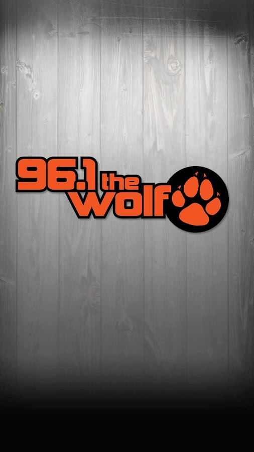 96.1 The Wolf WKWS - screenshot