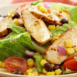 Southwest Chicken and Black Bean Salad.