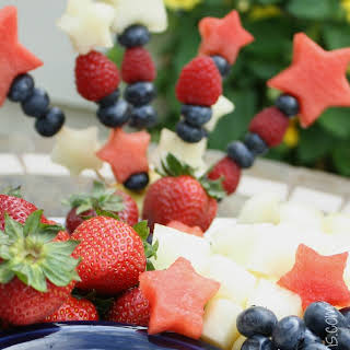 Healthy Sugared-Vanilla Yogurt Fruit Dip.