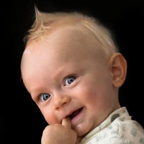 Too Cute by Trevor Bond - Babies & Children Babies ( henry, nz, baby,  )