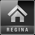Regina 3D Launcher logo