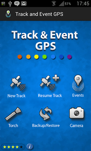Track Event GPS