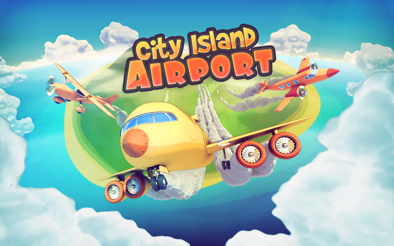 City Island: Airport ™ - screenshot