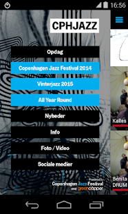 CPHJAZZ / Copenhagen Jazz Fest - screenshot thumbnail