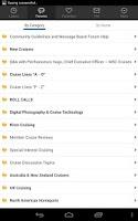Screenshot of Forums