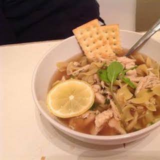 Portuguese Chicken Soup II.