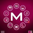 GSL MAGENTA THEME icon