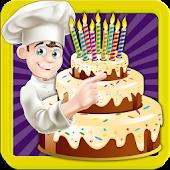 Ice Cream Cake Maker - Cooking