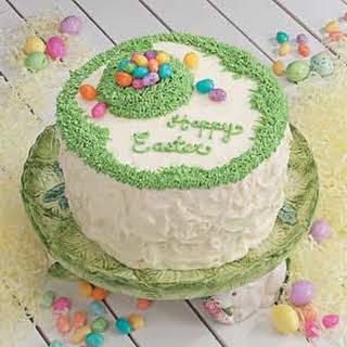 Poppy Seed Easter Cake.