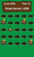 Screenshot of Whacky Moles