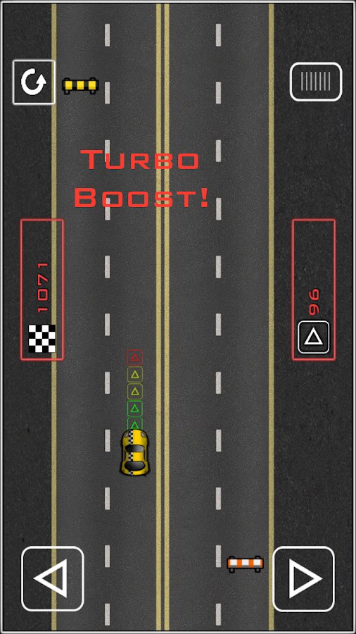 2D Race Runner- screenshot