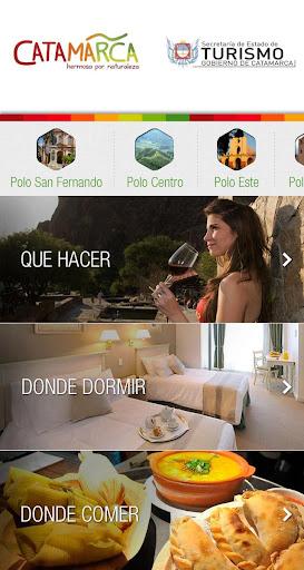 玩旅遊App|Catamarca Turismo免費|APP試玩