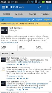 Hult Connect - screenshot thumbnail