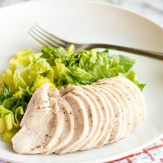 How to Poach Chicken Breasts.