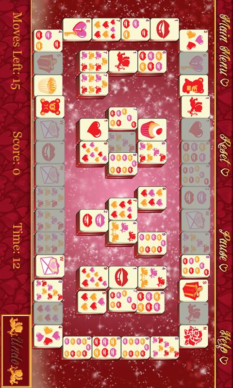 Mahjong Valentines Android Apps On Google Play