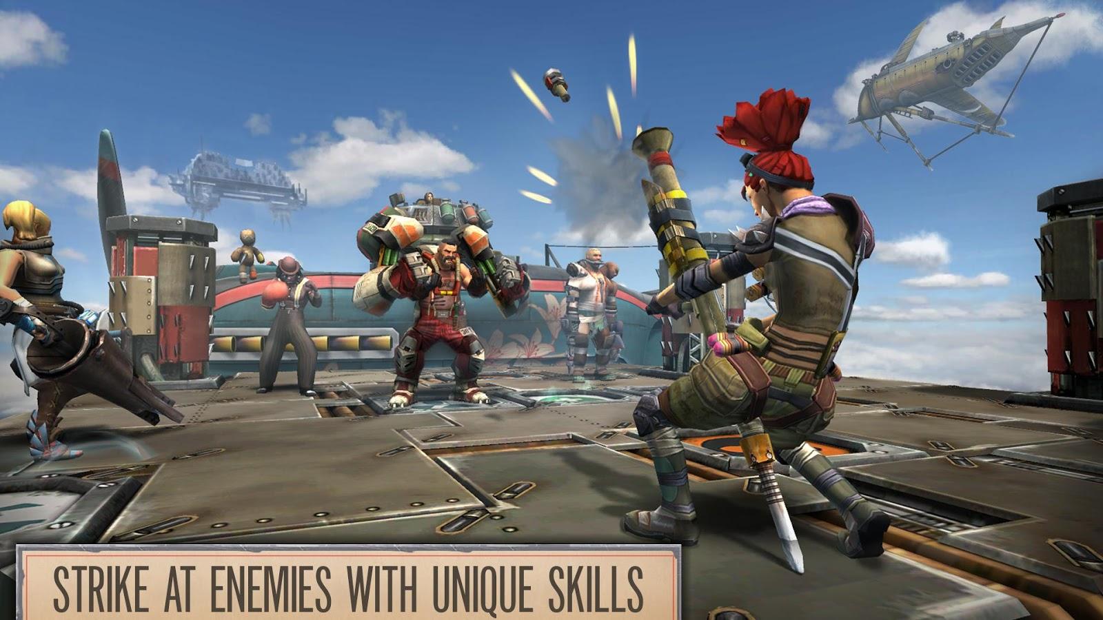 AERENA - Clash of Champions HD - screenshot