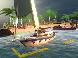 Screenshot of Marina Bay Boat Parking 3D