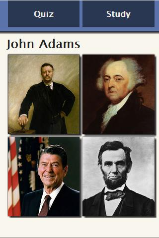 US Presidential Quiz
