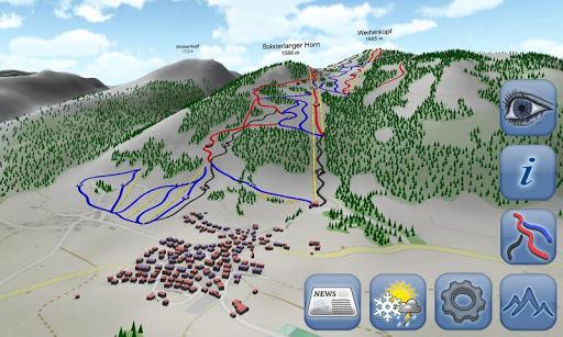 Hörnerbahn 3D App