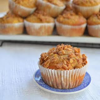 Quinoa and Apple Muffins.