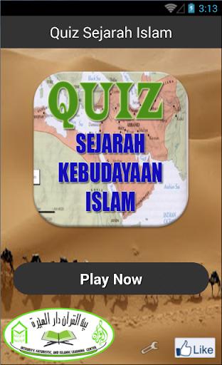 Quiz Sejarah Islam
