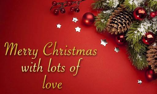 Christmas Greeting Creator