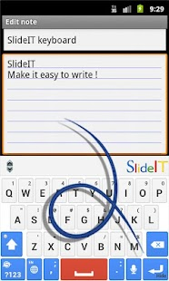 SlideIT Google Skin- screenshot thumbnail