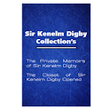 Sir Kenelm Digby's Collection logo
