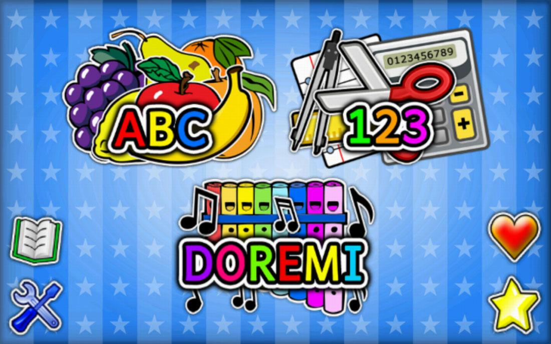 Kids ABC 123 Doremi (Demo) - screenshot