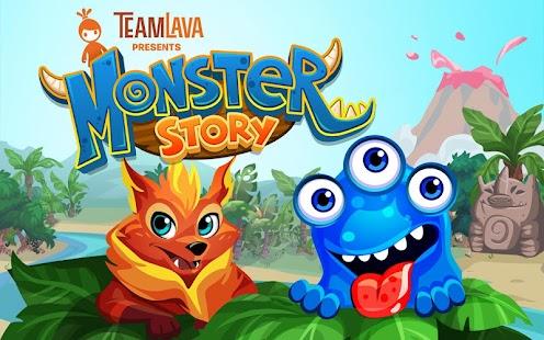 Monster Story by TeamLava™ - screenshot thumbnail