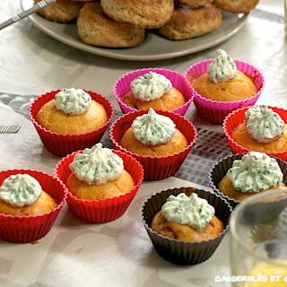 Chorizo Cupcakes