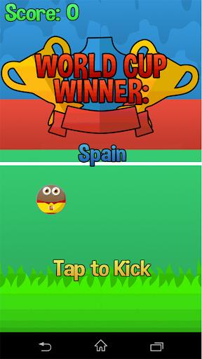 Flappy Cup Winner Spain