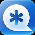 Vault-Hide SMS, Pics & Videos logo