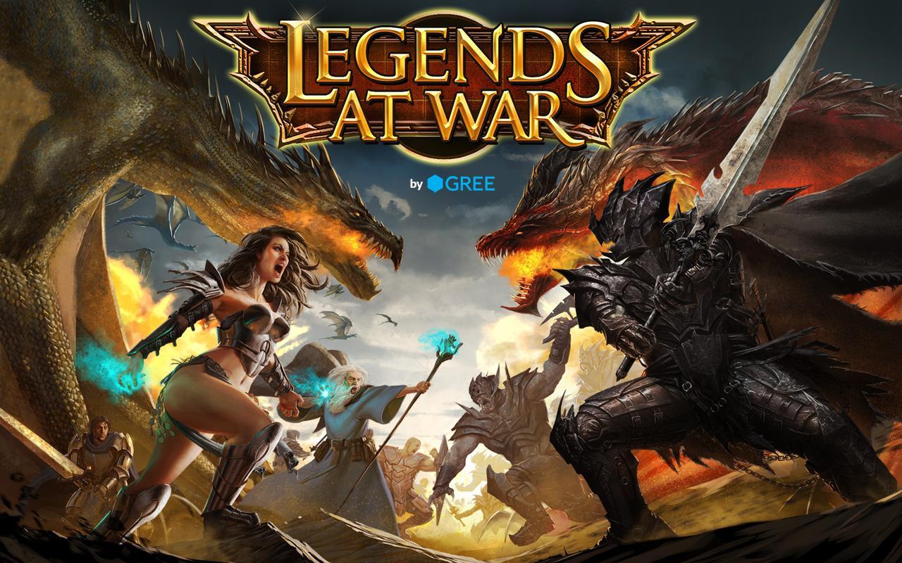 Legends at War - screenshot
